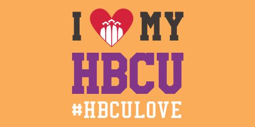 i love my hbcu thurgood marshall college fund
