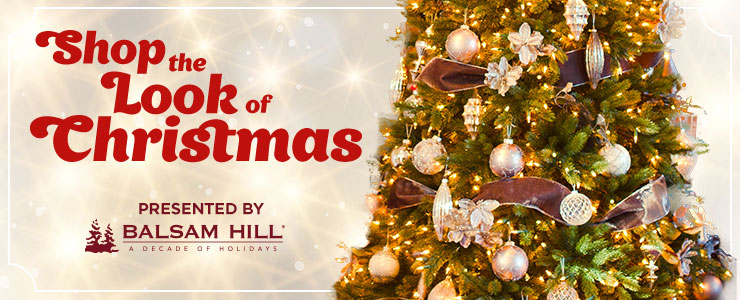 celebrate the season by shopping the look of your favorite hallmark channel holiday programming proudly presented by balsam hill