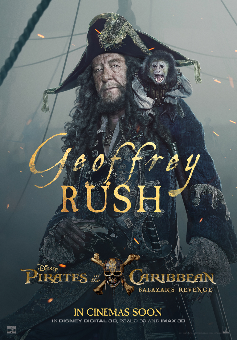 New Character Posters For Pirates Of The Caribbean  Salazar s ... d7e0d9153d311
