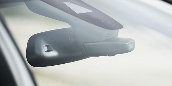 Citroen C3 dashcam