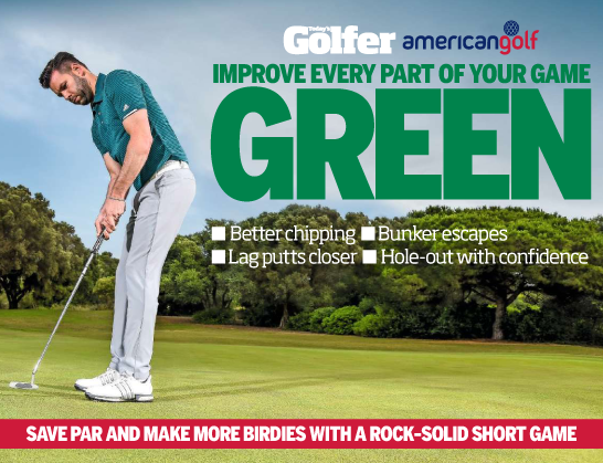 SAVE PAR AND MAKE MORE BIRDIES WITH A ROCK SOLID SHORT GAME