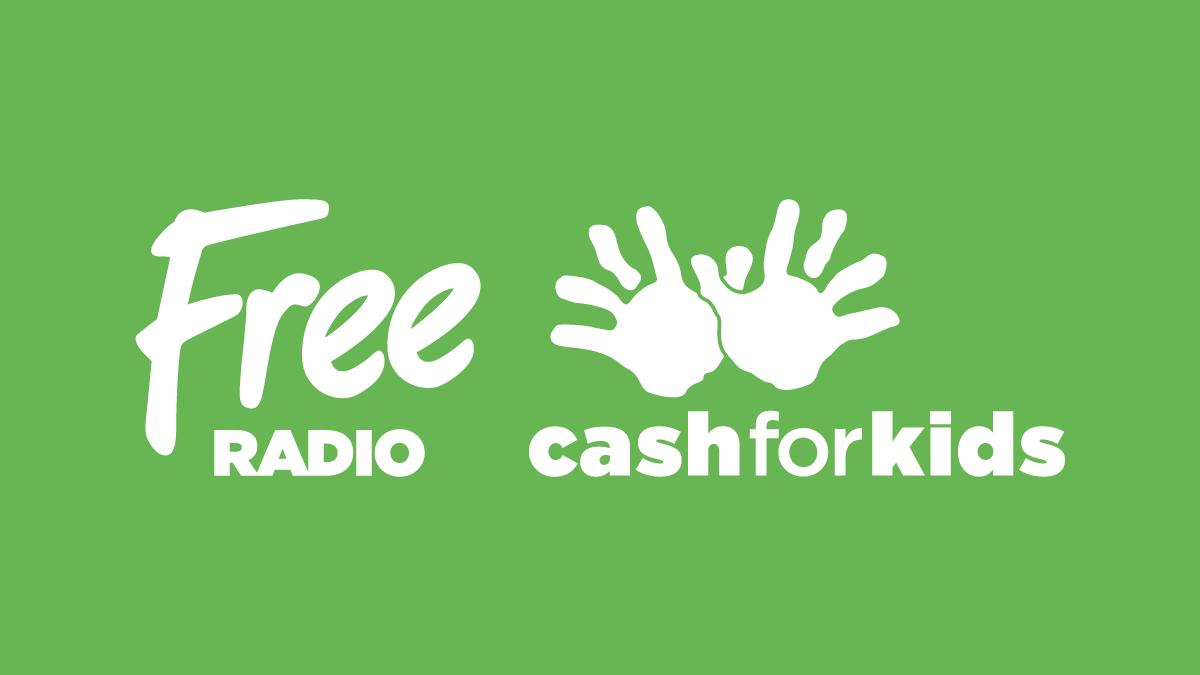 Children\'s Charity West Midlands | Cash for Kids | Free Radio