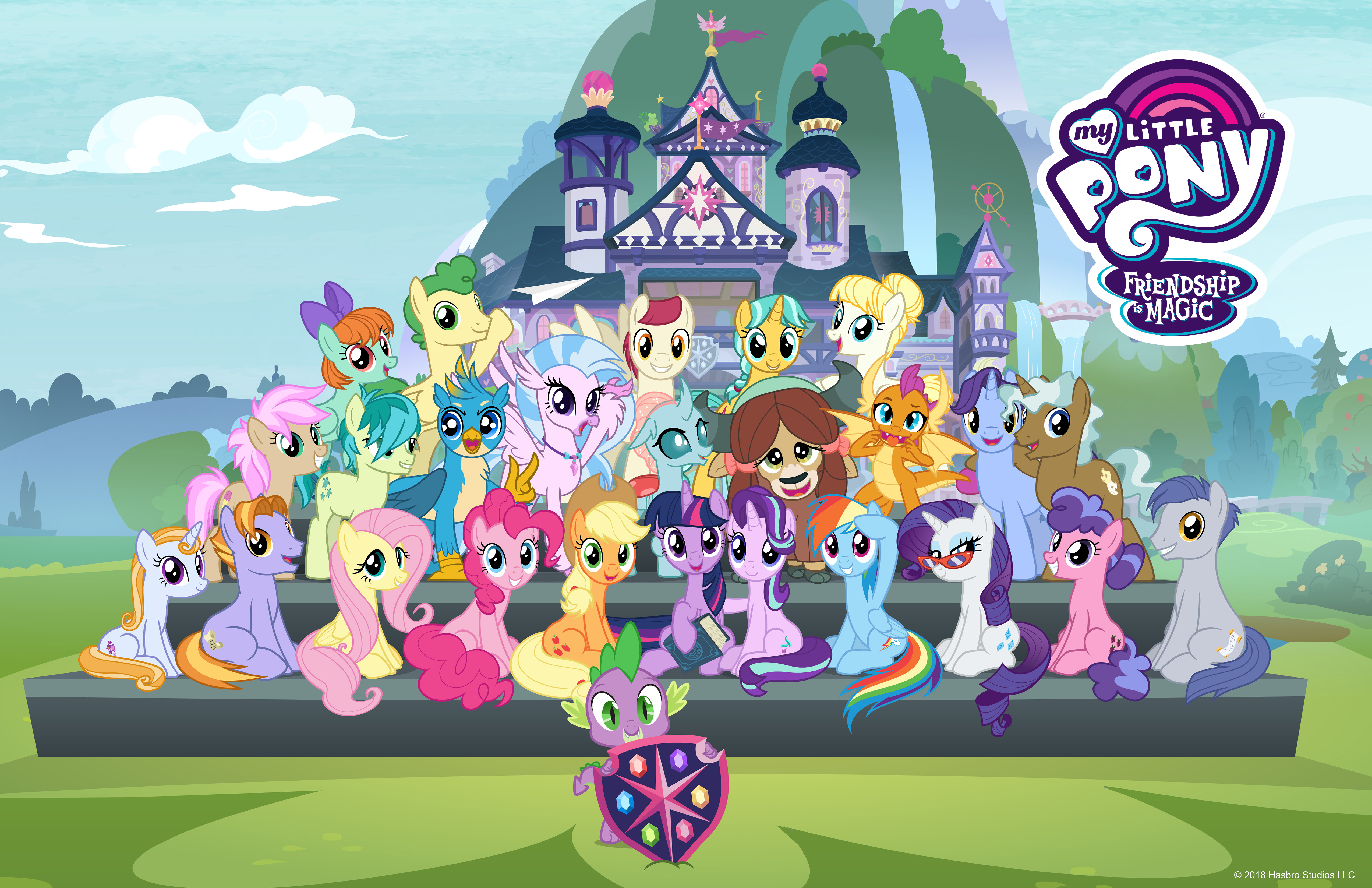 my little pony my little pony friendship is magic discovery
