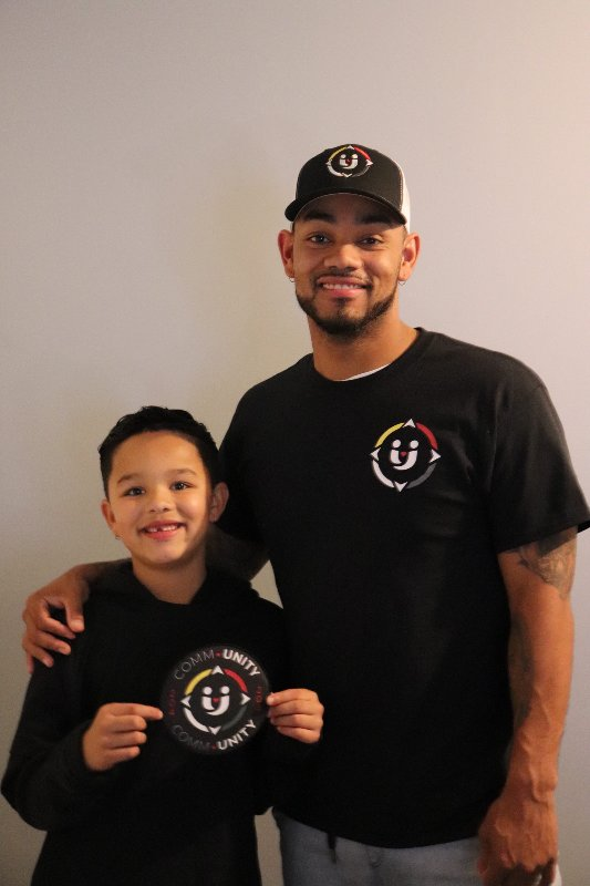 "I wanted to nominate myself for the Future 40 because it is a chance to show my team the extent that our efforts can reach. I am a single father and I was the product of the child welfare system for the entirety of my life as a permanent ward of CFS. As a single father I have helped to facilitate men's healing groups as well as the super dad's program, which is a father's group that teaches parenting skills and focuses on attachment pieces for men. I have involved myself in many community-based, altruistic groups in a leadership role as a Captain/Medic for Mama Bear Clan, Drag the Red, and OPK. Most recently I have taken the initiative on Founding my own non-profit group called ""CommUNITY204"". We are composed almost entirely of youth and adults that have been or currently are in CFS. Our focus is helping the marginalized community with access to basic human needs (water, appropriate clothing, hygiene products and food), harm reduction/minimization, assurance of safety (through crisis intervention, peacekeeping, safe walks, and search parties), collaboration with other groups with the same mission (Thunderbirdz, OPK, Anishiative, MBC, BLM), relocation of residency, and furniture donations/pick-ups. The goal of CommUNITY204 is to unite as a whole in a good way and provide positive connections with all members of our community. This has a direct impact on the youth involved and has been a huge factor in their overall positive development as well as a means of breaking negative cycles."